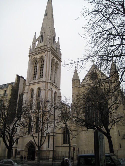 American Cathedral